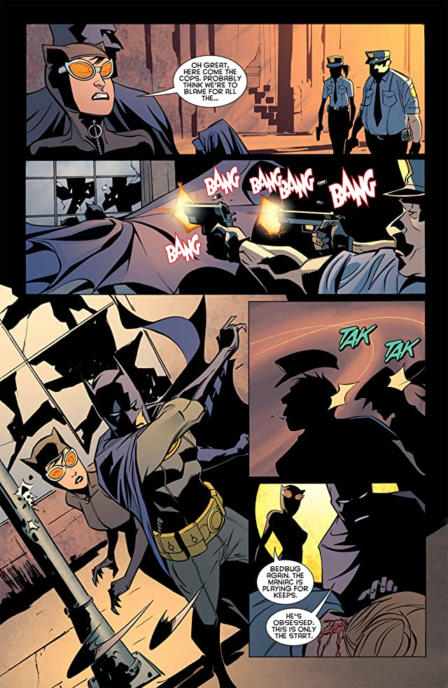 click for super-sized previews of Batman: Streets of Gotham #20