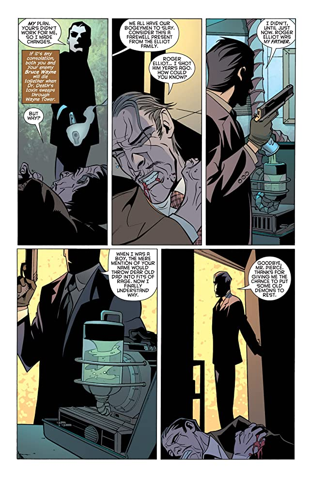 Batman: Streets of Gotham #21