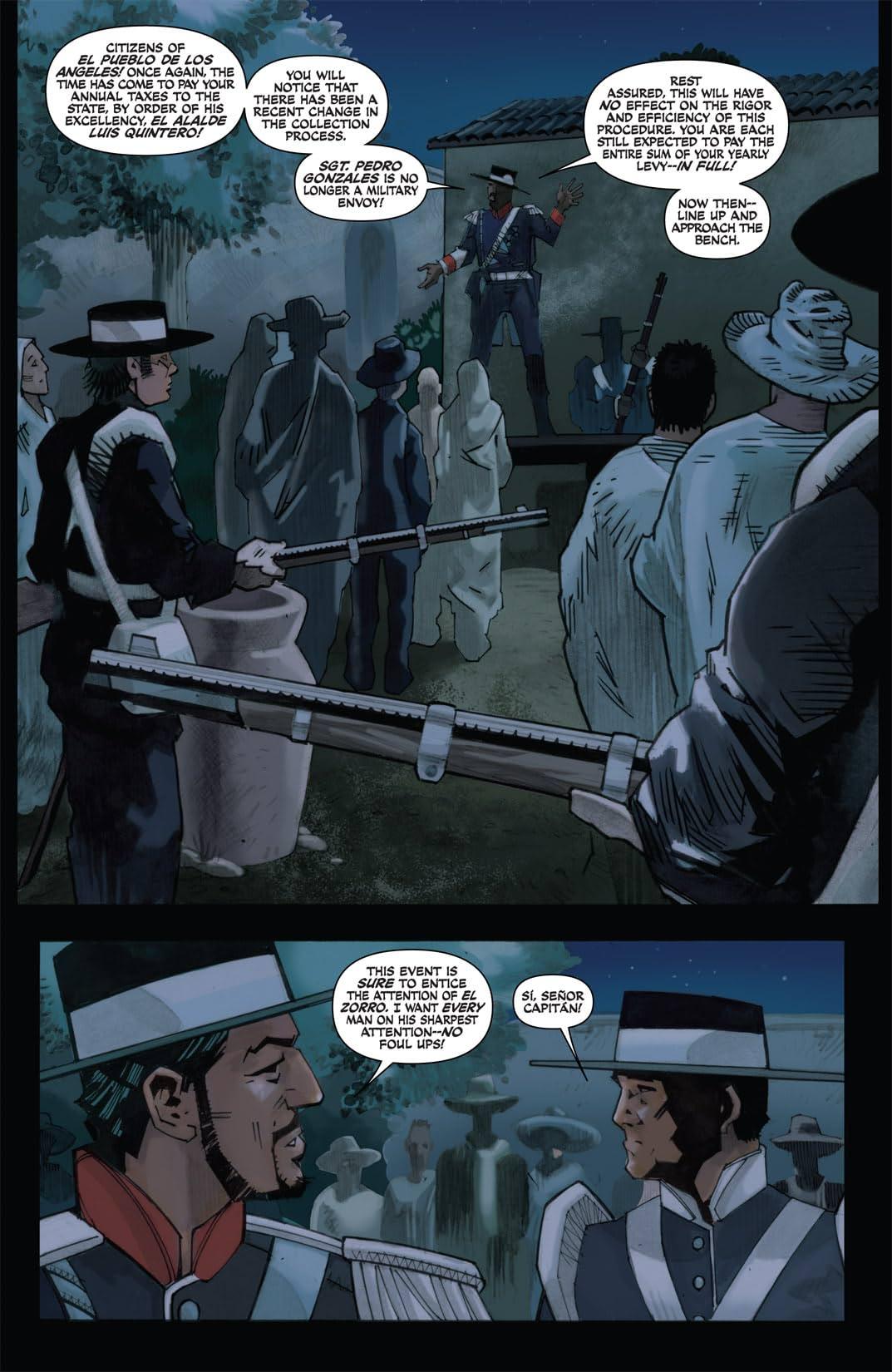 Zorro Rides Again #8 (of 12)