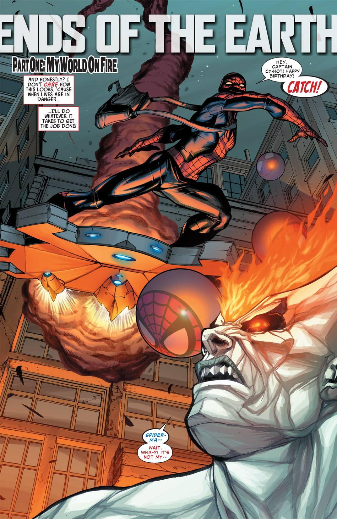 Amazing Spider-Man (1999-2013) #682