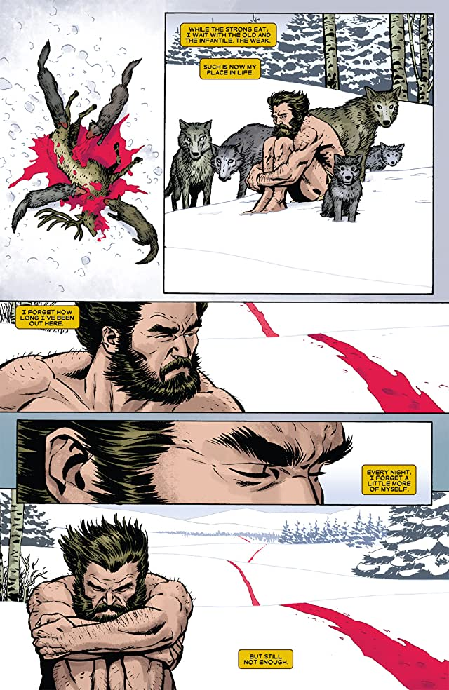 click for super-sized previews of Wolverine (2010-2012) #16