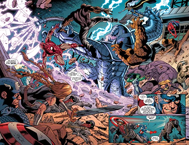 click for super-sized previews of Fear Itself: The Fearless #11