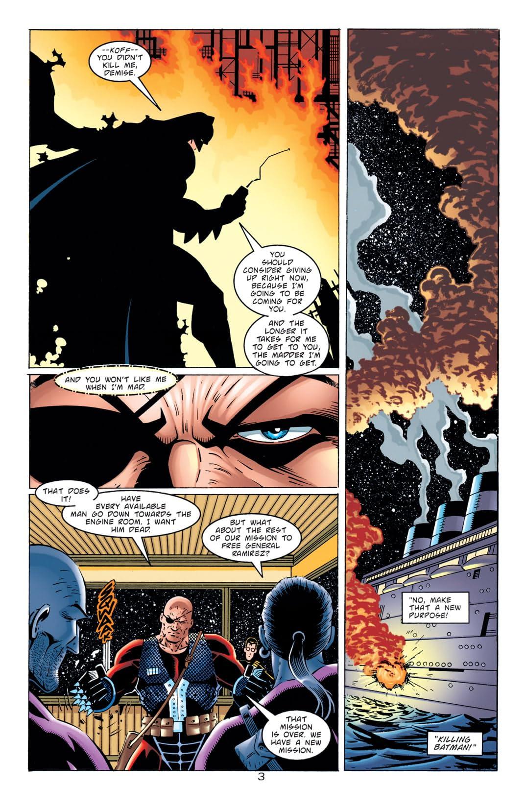 Batman: Legends of the Dark Knight #113