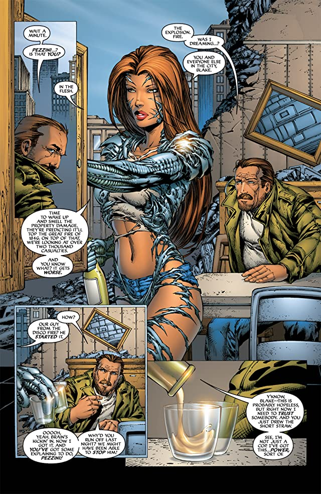 Witchblade #41