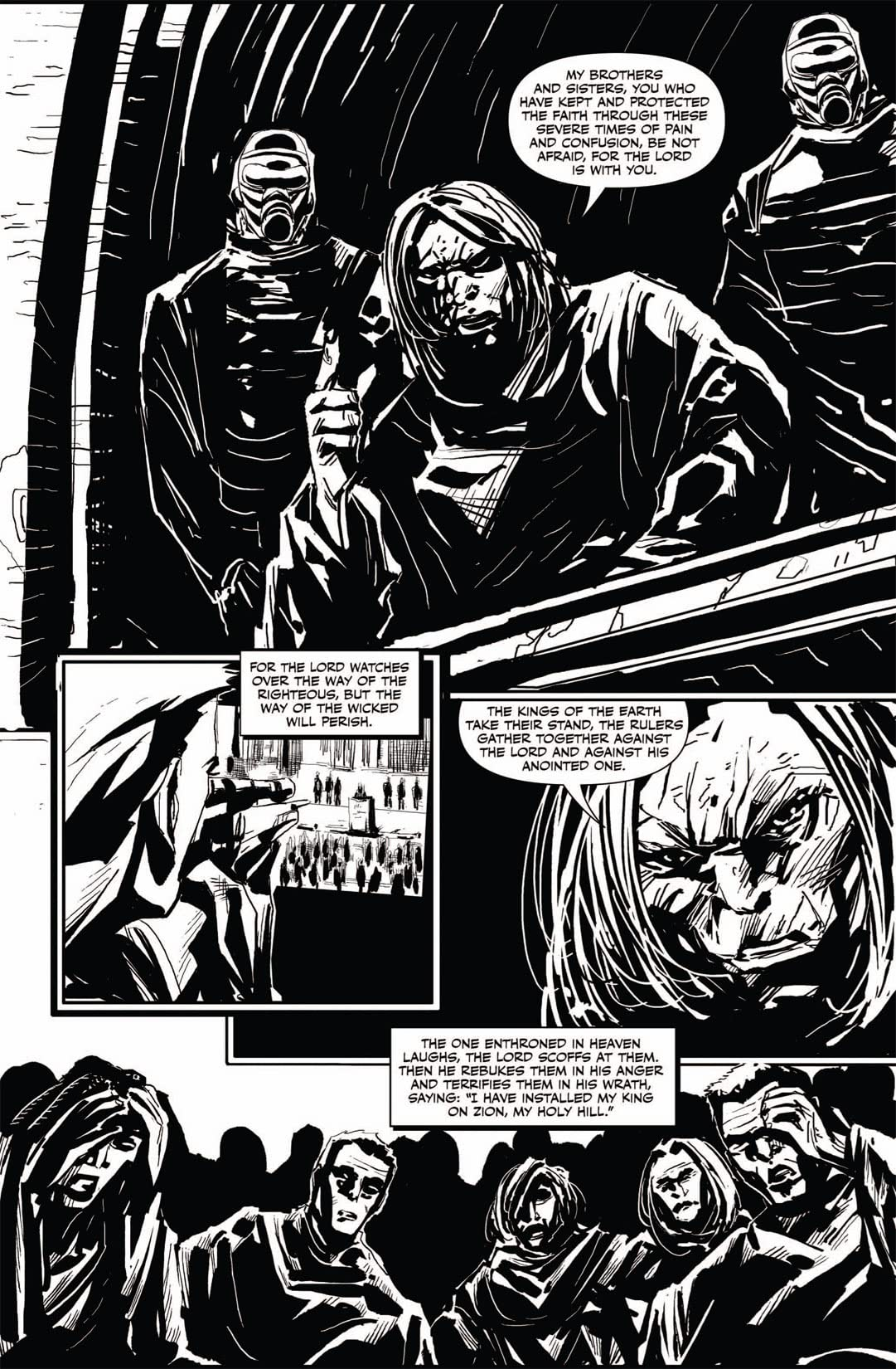 The Netherworld: Preview