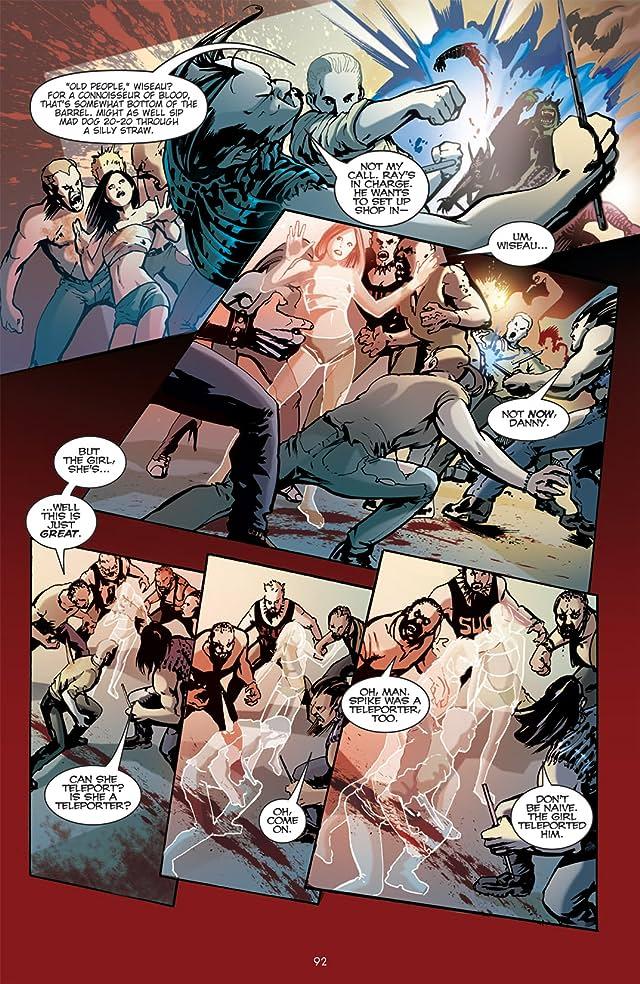 Spike: Asylum #5 (of 5)