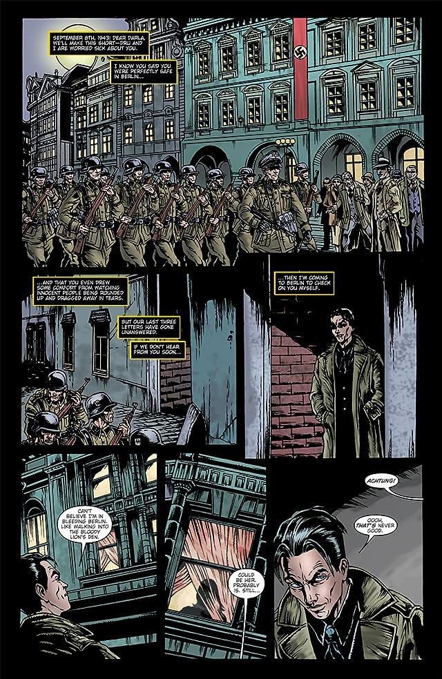 Spike Vs. Dracula #3 (of 5)
