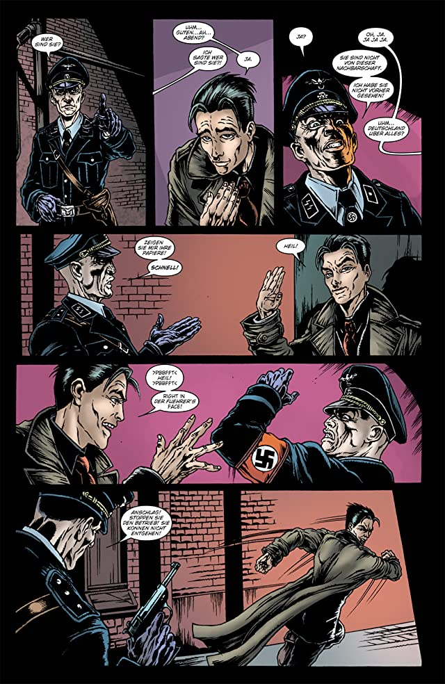 click for super-sized previews of Spike Vs. Dracula #3