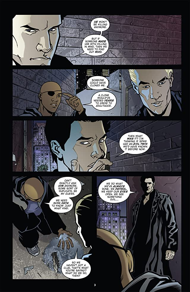 click for super-sized previews of Angel: Old Friends #2