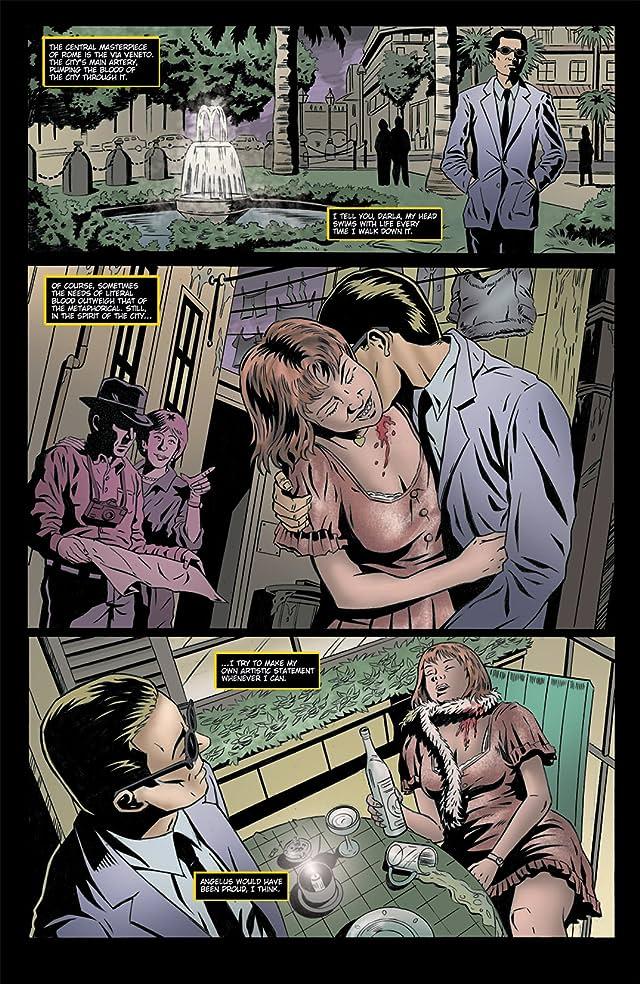 Spike Vs. Dracula #4 (of 5)