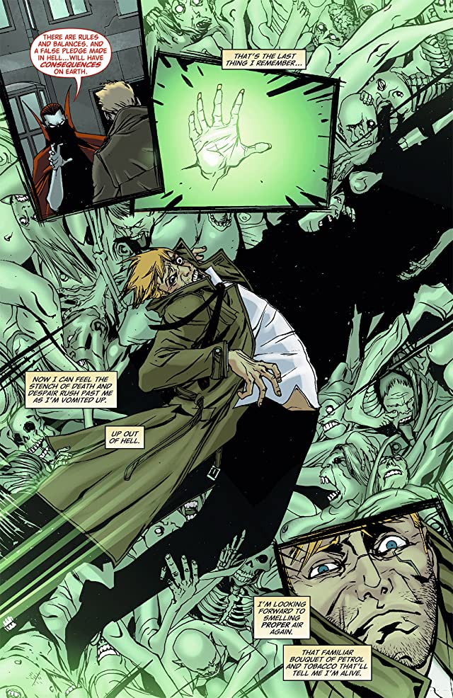 click for super-sized previews of Hellblazer #289