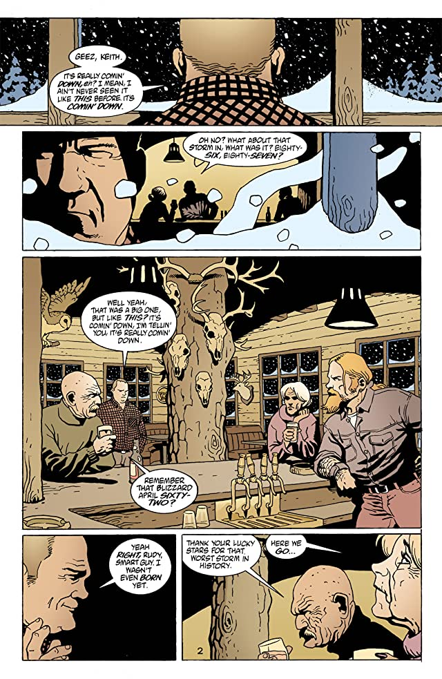 Hellblazer #158