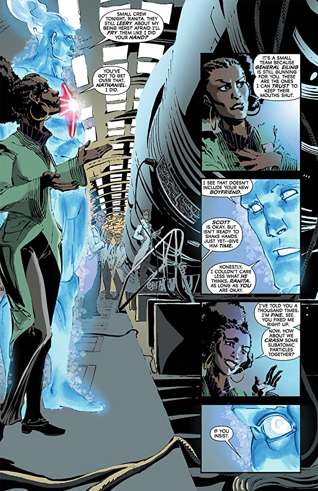 click for super-sized previews of Captain Atom (2011-2012) #7