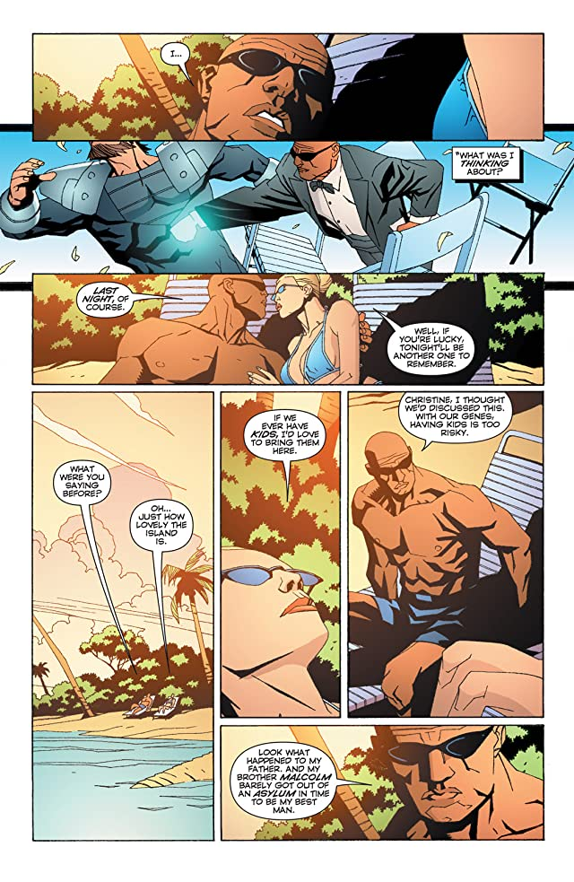 click for super-sized previews of Stormwatch: PHD #5