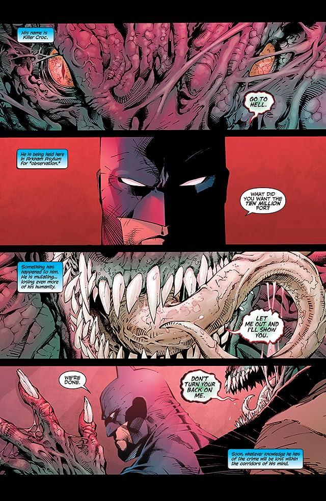 Batman (1940-2011) #610