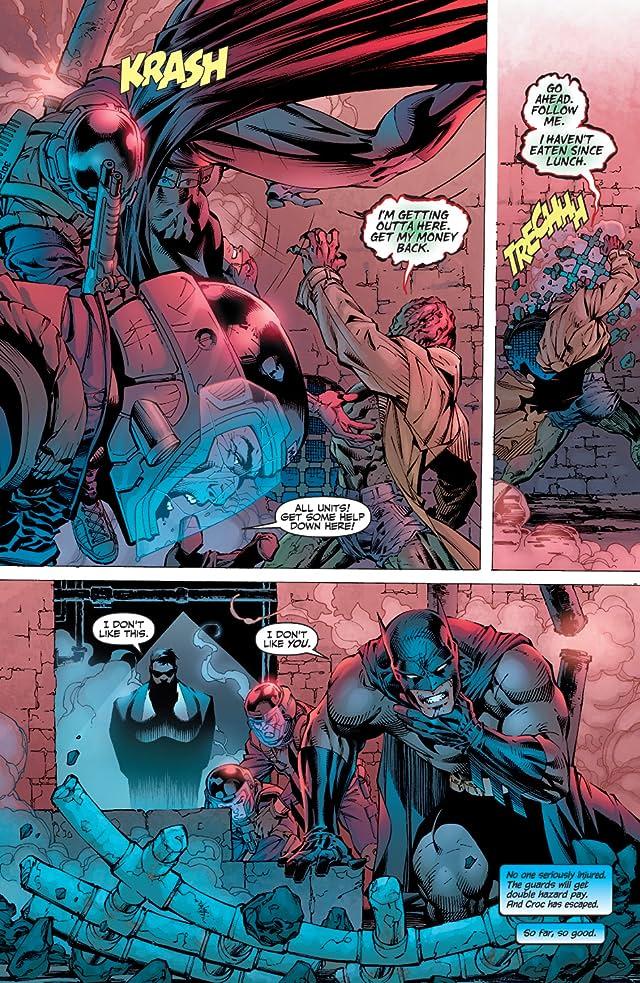 click for super-sized previews of Batman (1940-2011) #610