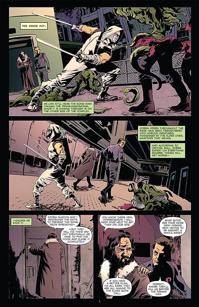 Infestation 2: G.I. Joe #2 (of 2)