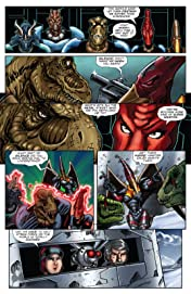Jurassic Strike Force 5 #3