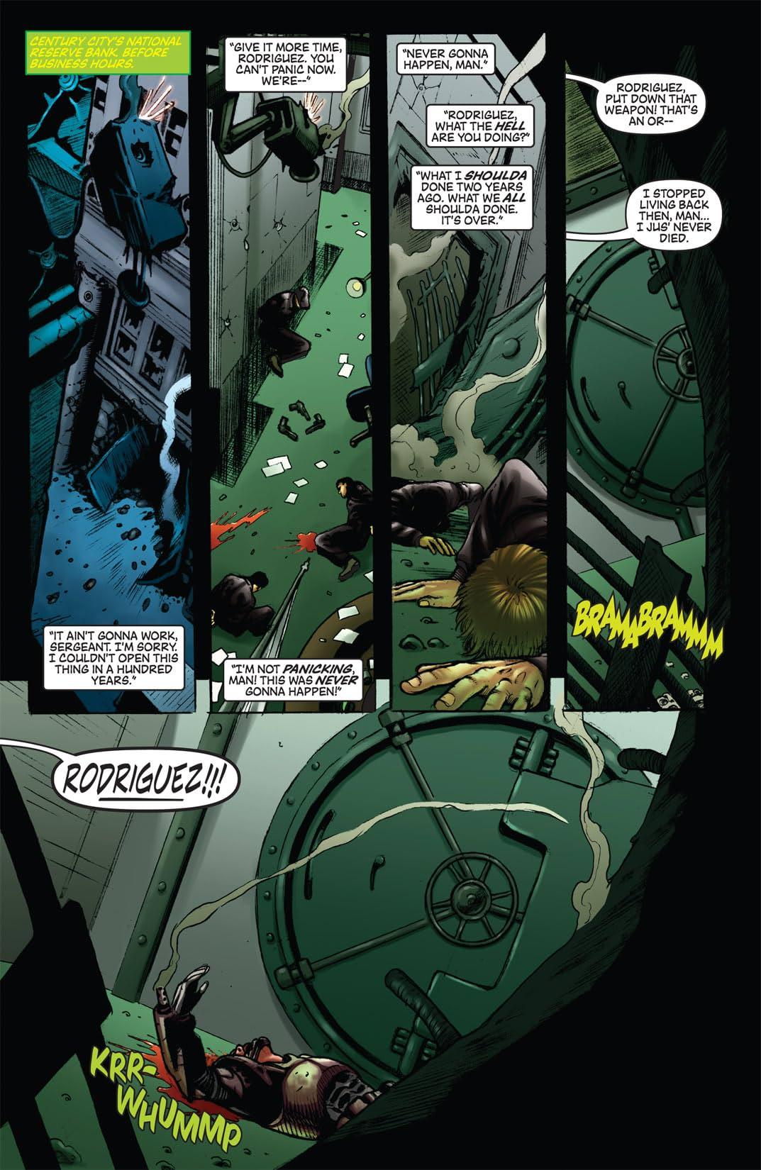 Green Hornet #23