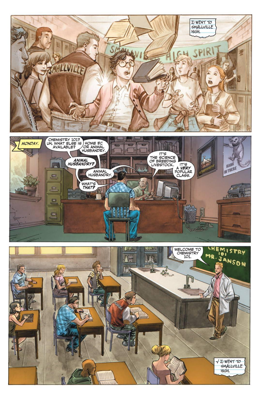 Adventure Comics (2009-2011) #1