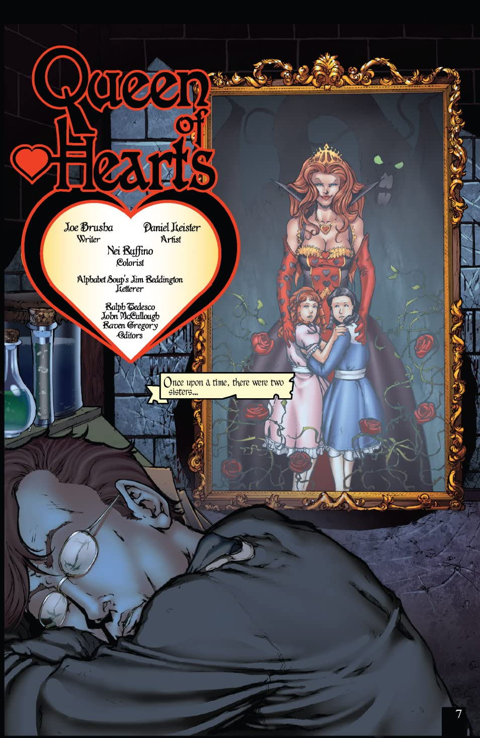 Tales From Wonderland: Queen of Hearts