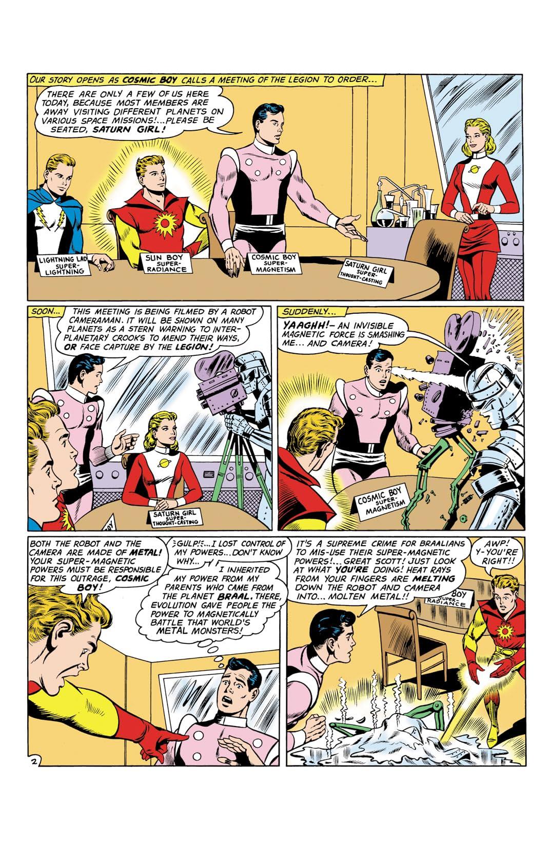 Adventure Comics (1935-1983) #300