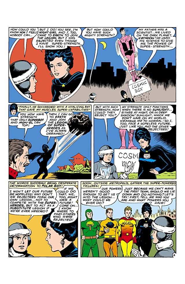click for super-sized previews of Adventure Comics (1935-1983) #306