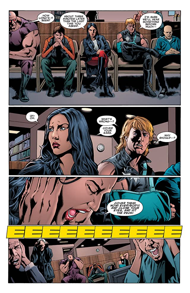 click for super-sized previews of X-Factor (2005-2013) #39