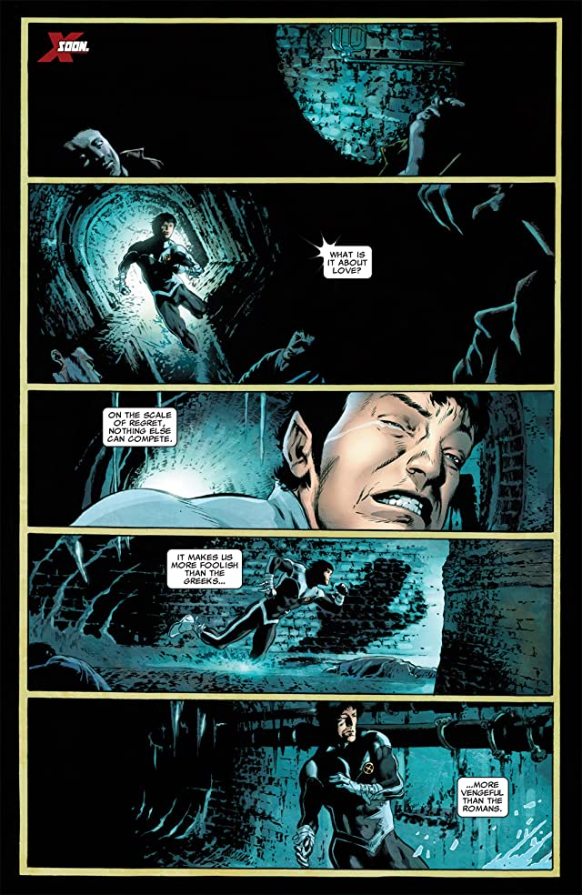 click for super-sized previews of Astonishing X-Men (2004-2013) #48