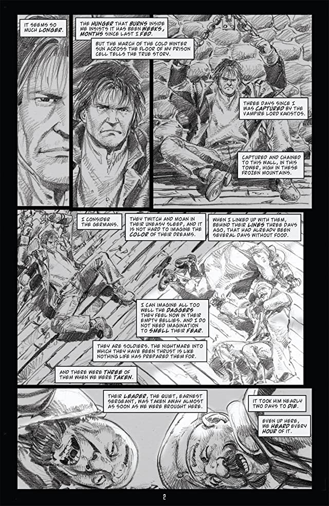 Angel: Blood and Trenches #4