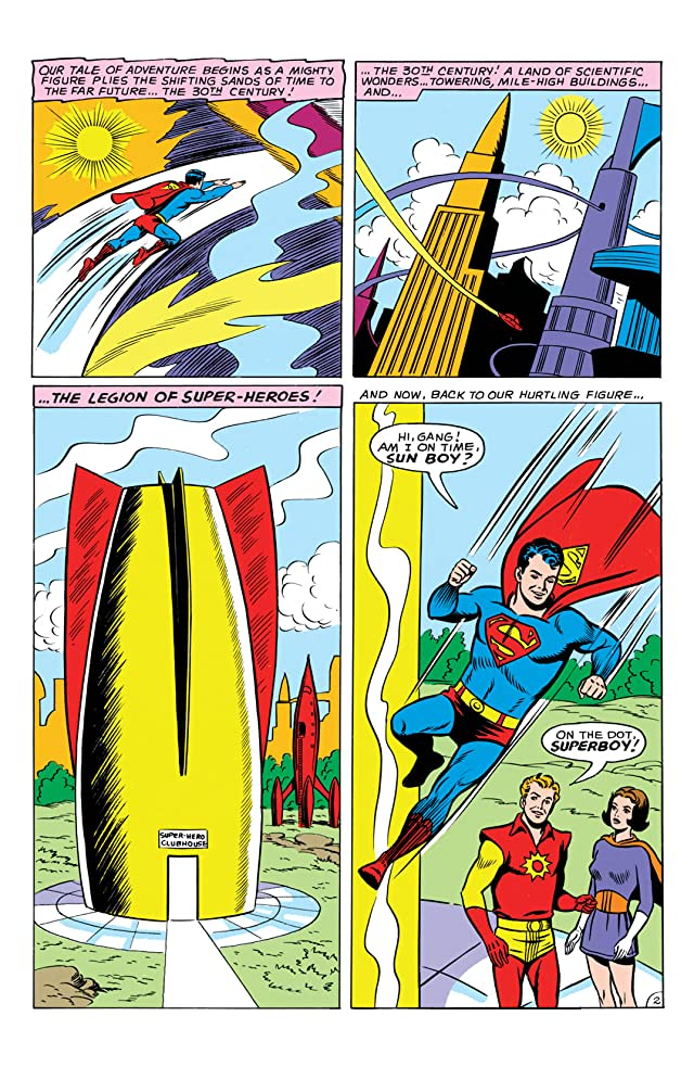 click for super-sized previews of Adventure Comics (1935-1983) #348
