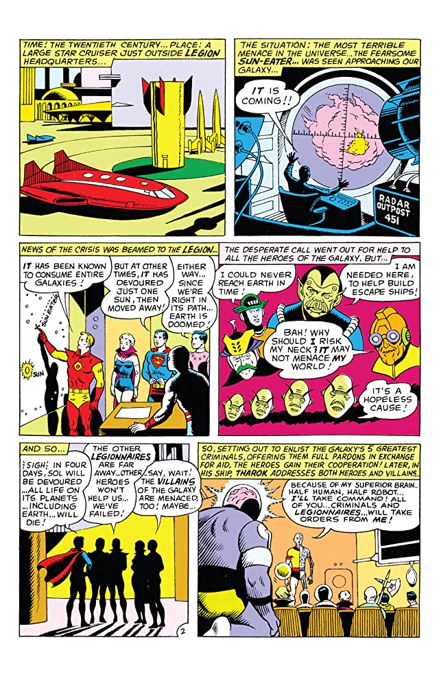 click for super-sized previews of Adventure Comics (1935-1983) #353