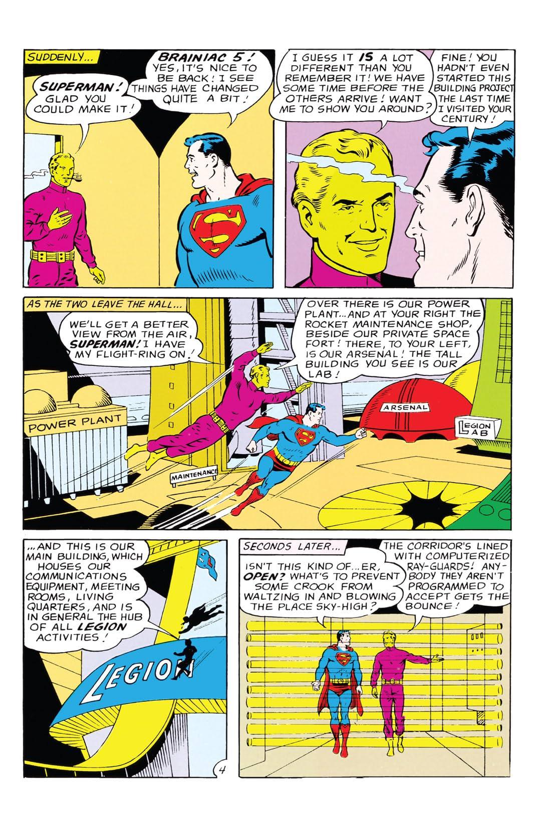 Adventure Comics (1935-1983) #354