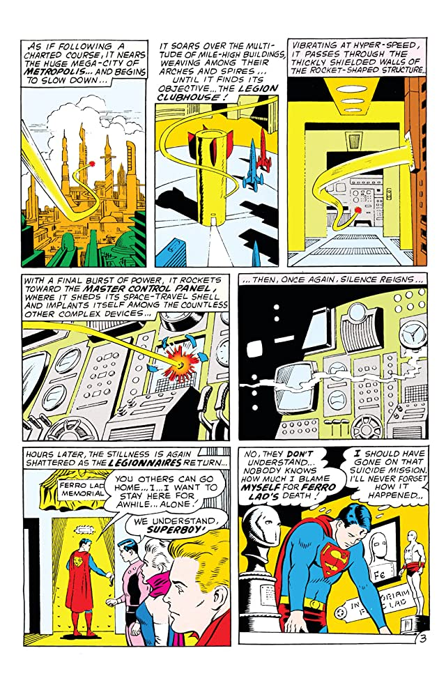 click for super-sized previews of Adventure Comics (1935-1983) #357