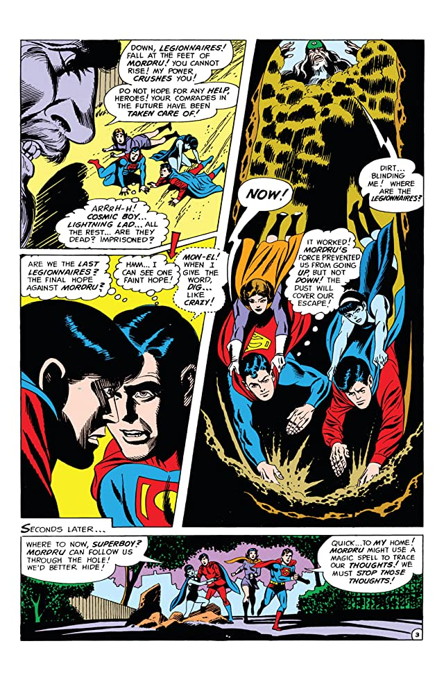 click for super-sized previews of Adventure Comics (1935-1983) #370