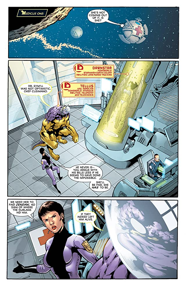 click for super-sized previews of Adventure Comics (2009-2011) #522