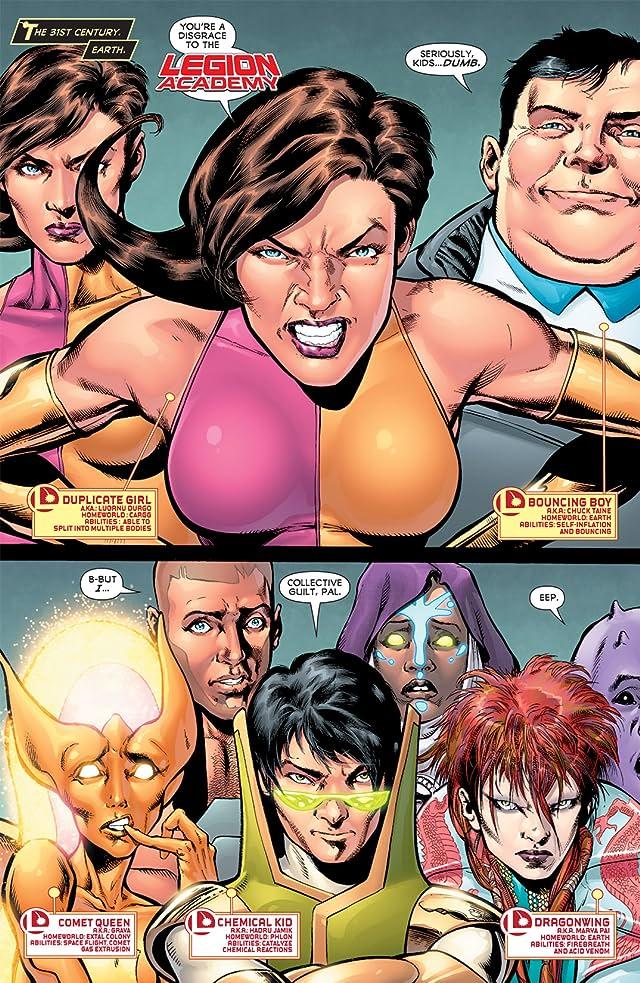 Adventure Comics (2009-2011) #524