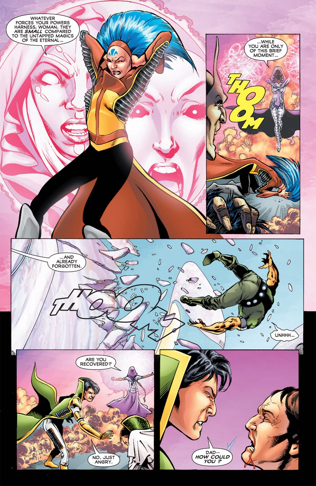 Adventure Comics (2009-2011) #525