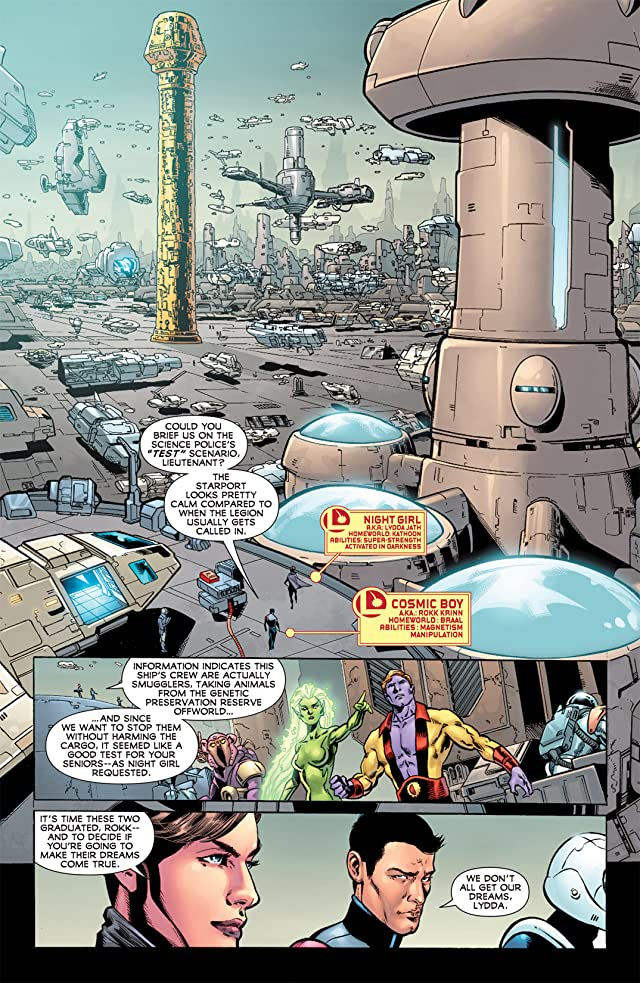 click for super-sized previews of Adventure Comics (2009-2011) #525