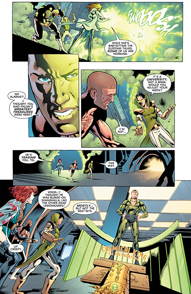 click for super-sized previews of Adventure Comics (2009-2011) #526