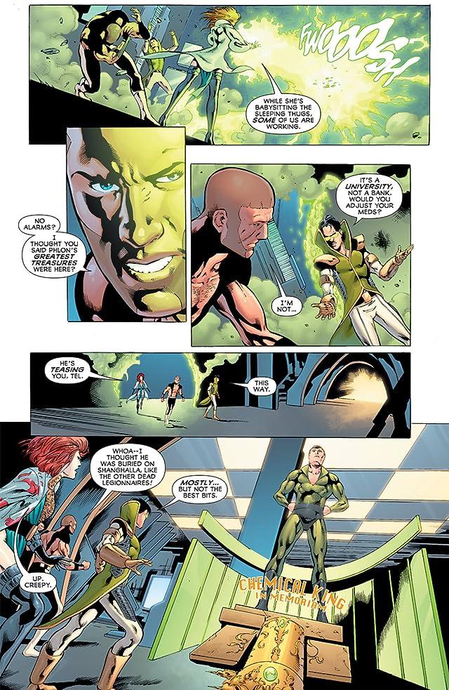 Adventure Comics (2009-2011) #526