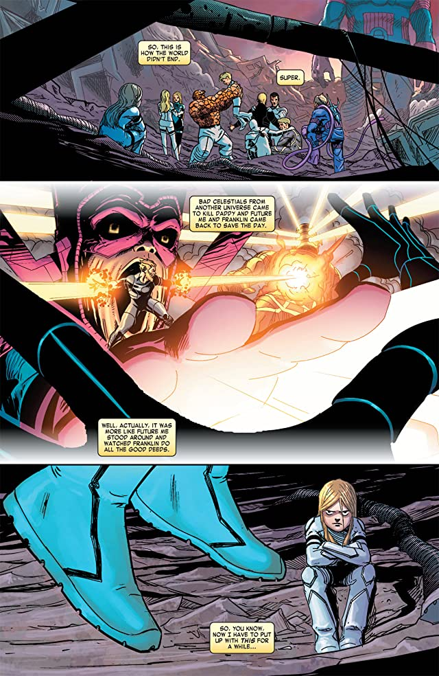 click for super-sized previews of FF (2010-2012) #16