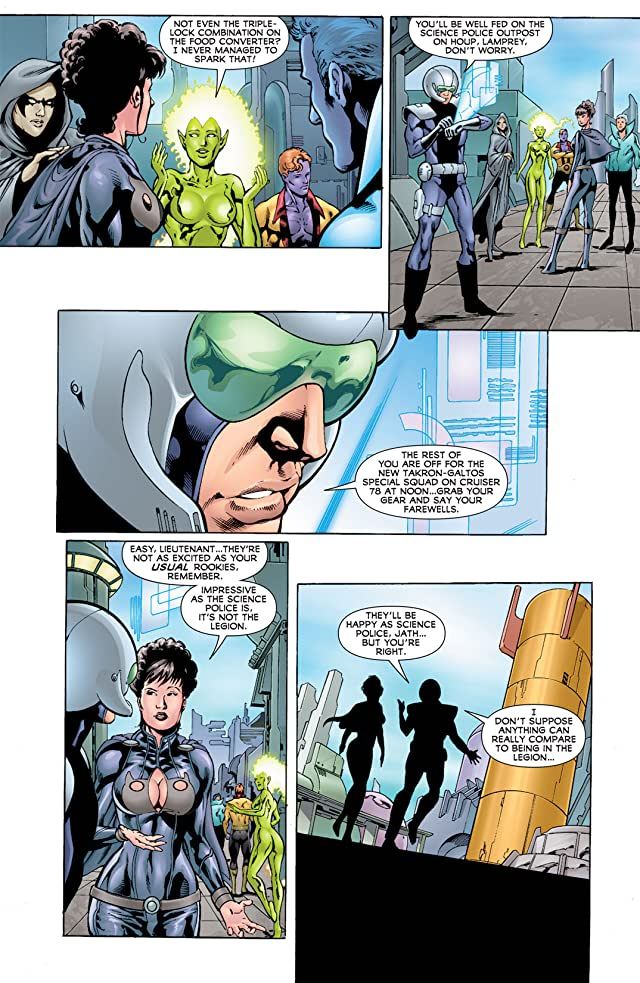 click for super-sized previews of Adventure Comics (2009-2011) #528