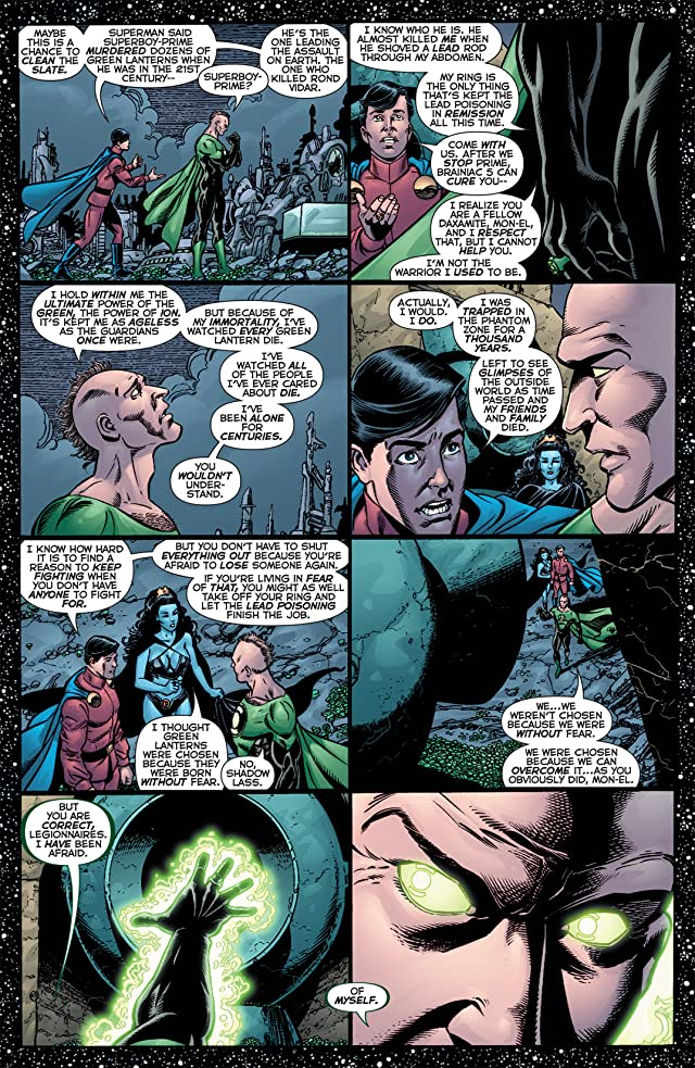 click for super-sized previews of Final Crisis: Legion of Three Worlds #3