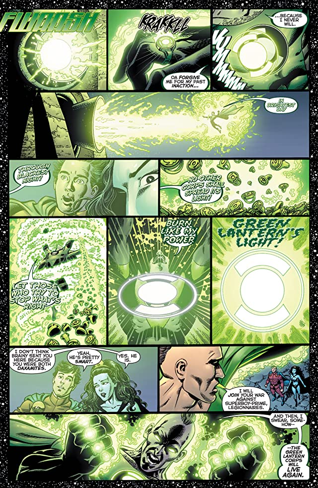 Final Crisis: Legion of Three Worlds #3 (of 5)