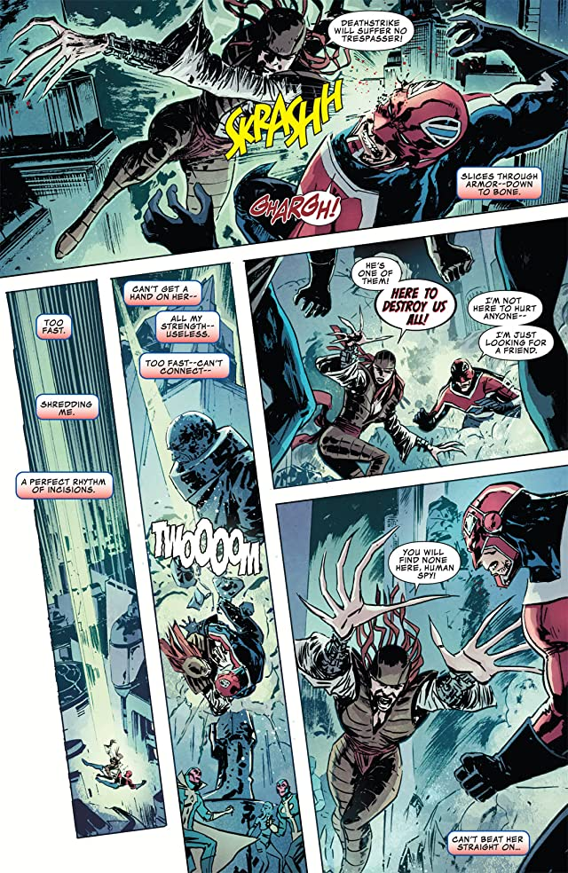 click for super-sized previews of Secret Avengers (2010-2012) #24