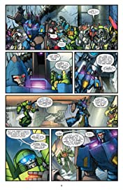 Transformers: Robots In Disguise (2011-) #3