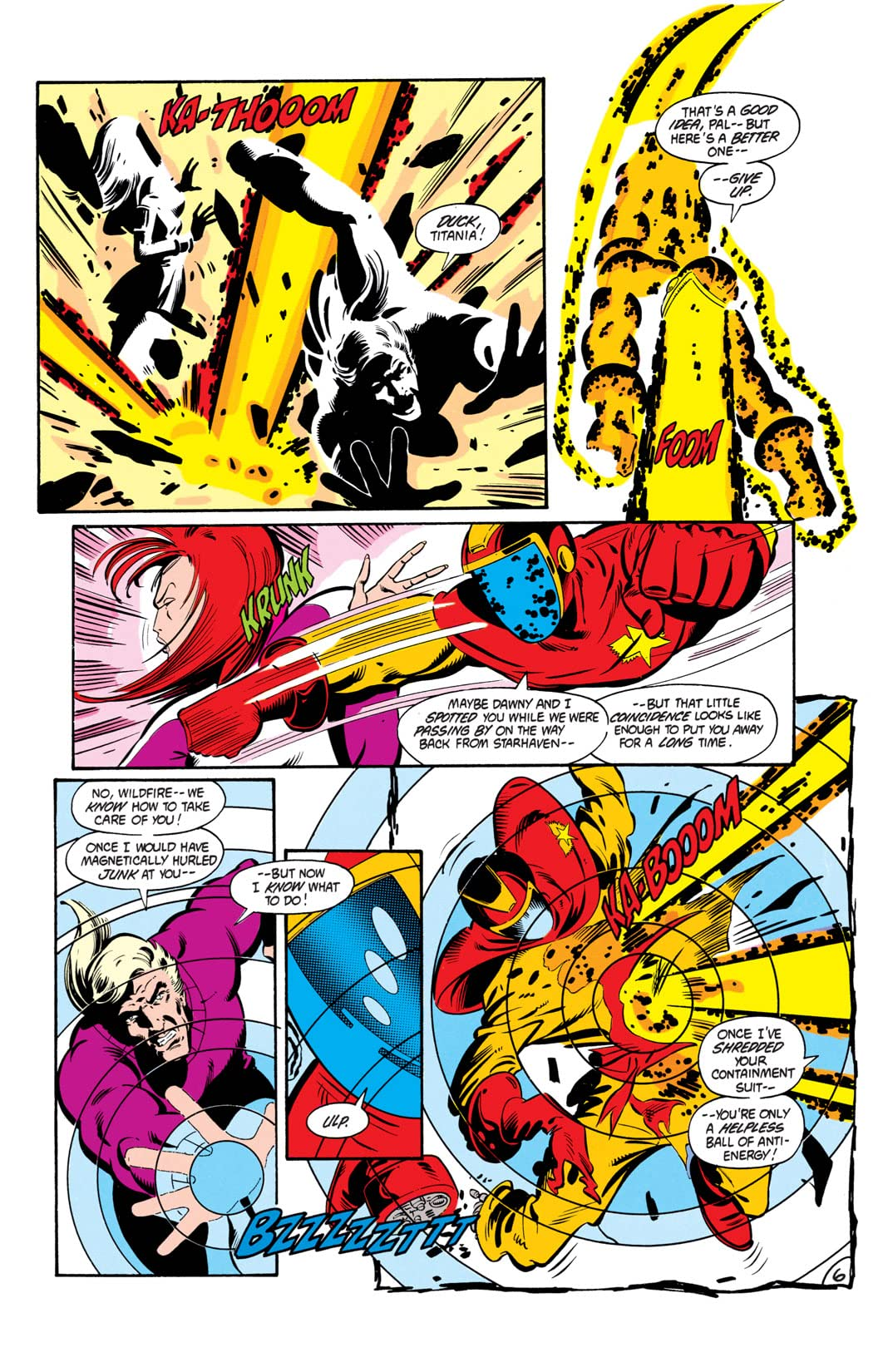 Legion of Super-Heroes (1984-1989) #2