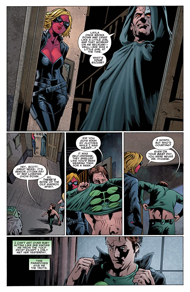 click for super-sized previews of X-Factor (2005-2013) #44