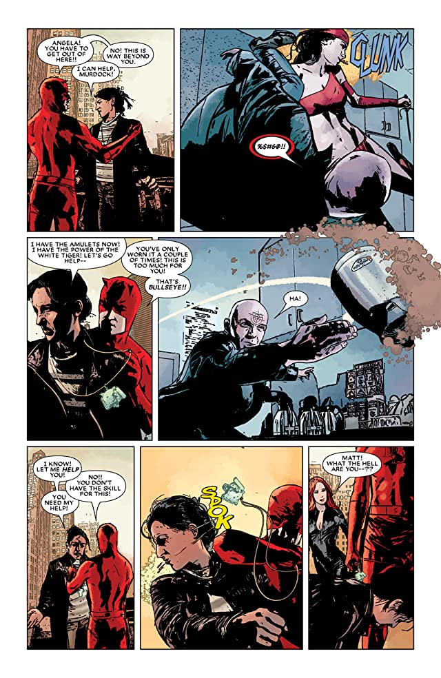 click for super-sized previews of Daredevil (1998-2011) #79
